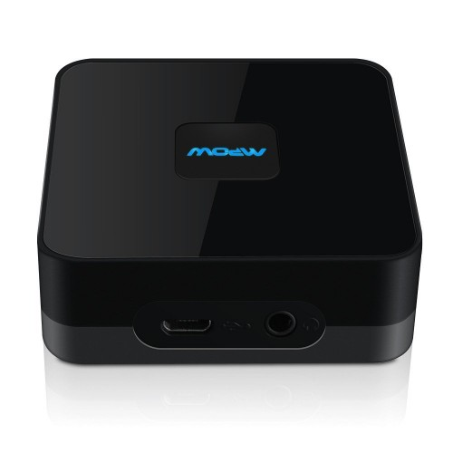 Mpow Streambot Box Bluetooth 4.0 audio receiver, $22.99