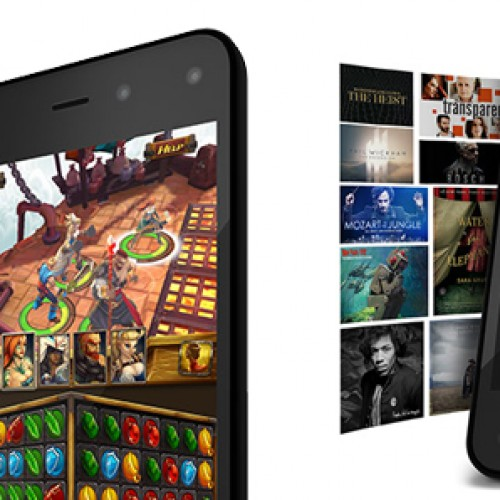 Today Only! Unlocked Amazon Fire Phone with 1 year of Prime for $159