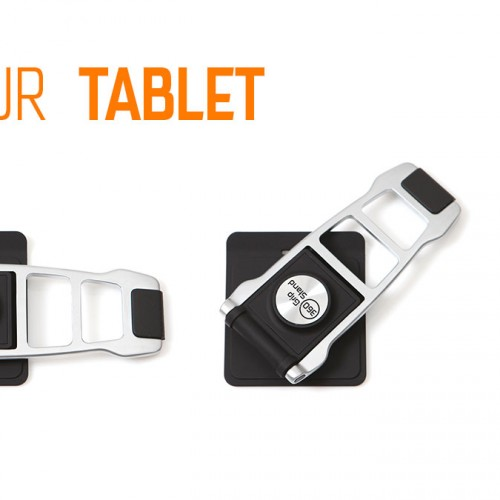 Transform your tablet with Lynktec 360 degree grip stand