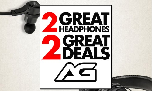 2 great deals on wireless headphones