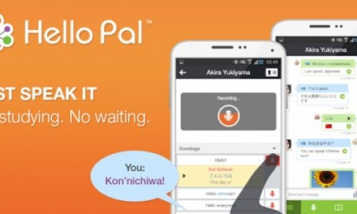 Speak any language with Hello Pal (App Review)