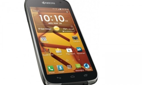 Get the Kyocera Hydro Icon and six months of FREE service for $49.99