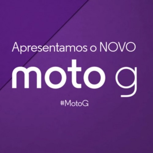 The Moto G shows itself in a promotional video along with key specs