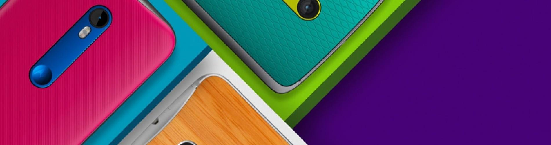 Motorola unwraps Moto G, Moto X Play, and Moto X Style