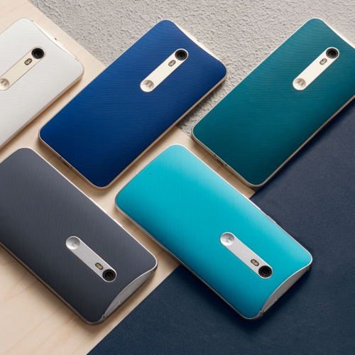 Motorola's next phone, the Moto X Force leaks on Twitter