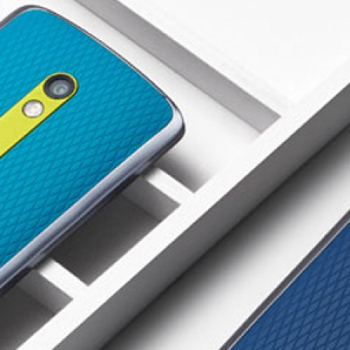 Use Moto Maker to customize your Moto X Play today, worldwide*