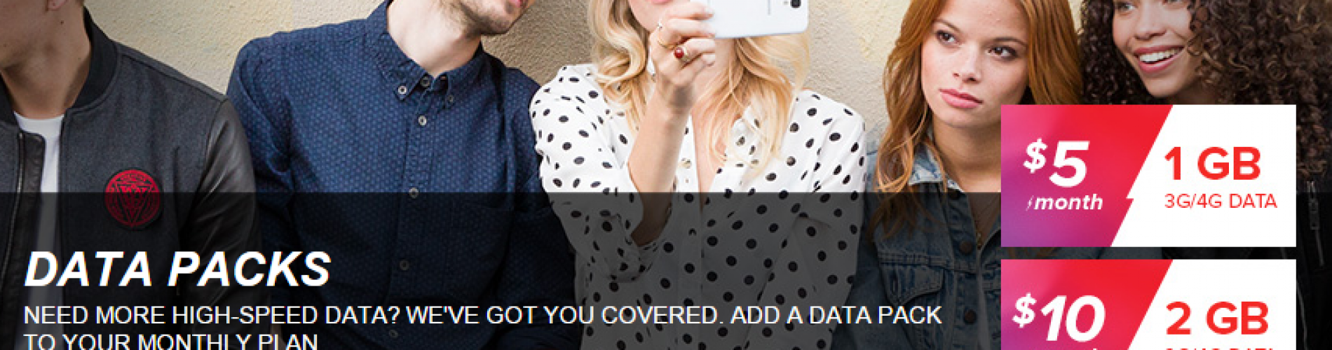 Boost Mobile and Virgin Mobile offering data add-on packages