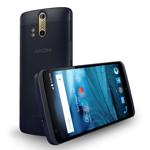 ZTE officially launches the Axon phone