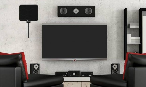 [Deal] Become a cable cutter with the 1byone Digital HDTV Antenna
