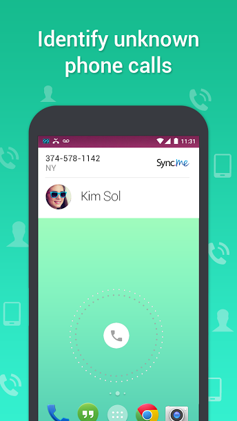 No more unknown callers, solve contact sync with Sync me (App Review)