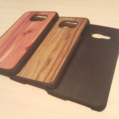 #WoodBack Case for Samsung Galaxy S6 Review