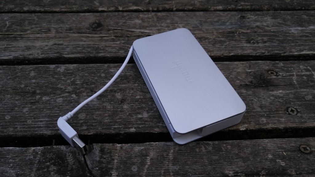 Moshi IonBank 5K charging cord