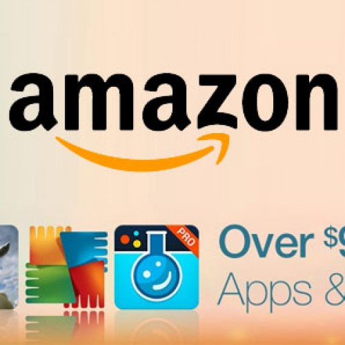 Get over $90 in paid apps for free on Amazon App Store