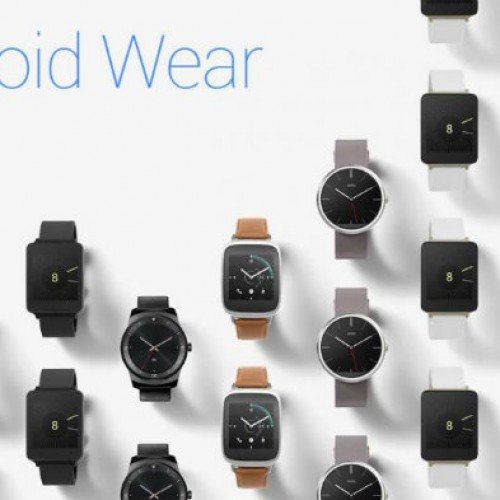 Fossil shows off Android Wear smartwatch powered by Intel