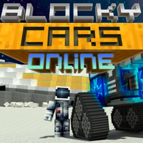 Blocky Cars Online: a blocky good time (app review)
