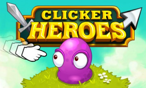 Awesome tap action with Clicker Heroes (Game Review)