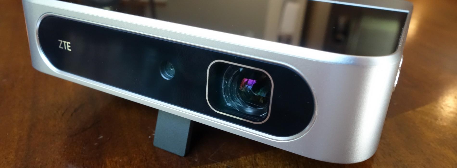 size the zte projector verizon them Redding