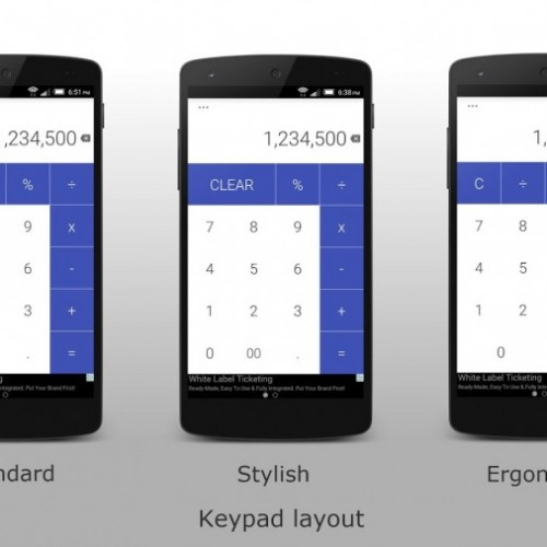 Daily Calculator Free: a customizable calculator short on functionality (App Review)