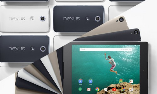 Looking for some new devices? Enter the Double Nexus Giveaway!