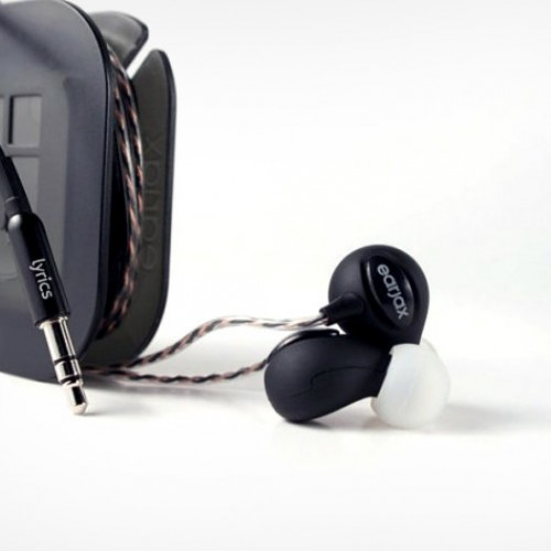 (Deal) Last chance to get the Earjax 'Lyrics' Noise-Isolating Headphones for 80% off