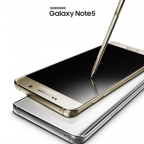 Samsung's official boxing and unboxing videos of the Galaxy Note 5 and S6 Edge+