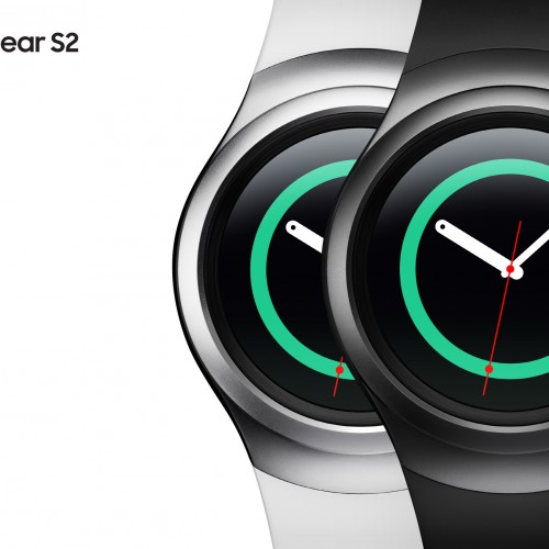 Samsung officially unveils the Gear S2 and Gear S2 Classic