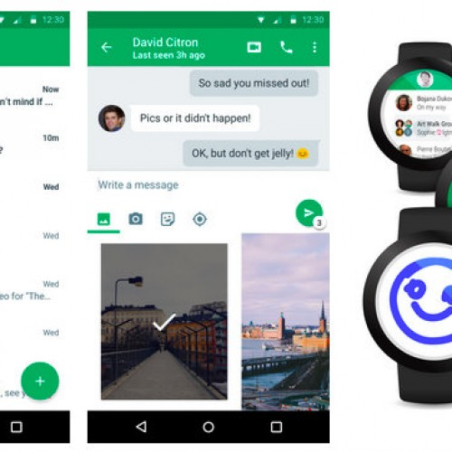 Hangouts 4.0 starts rolling out today for Android users