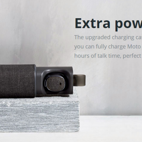 Updated Moto Hint shows its face on Motorola's website