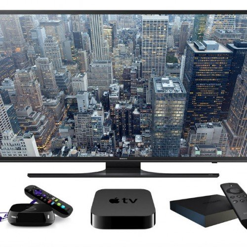 Hurry and enter for your chance to win a 50-inch 4K TV and streaming device