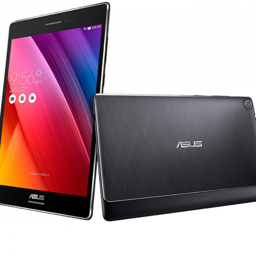 Asus launches the ZenPad S 8.0, $299 for a 2K screen and USB Type-C