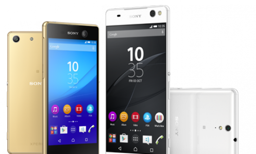 Sony boosts the midrange, with the camera-focused Xperia C5 Ultra and Xperia M5