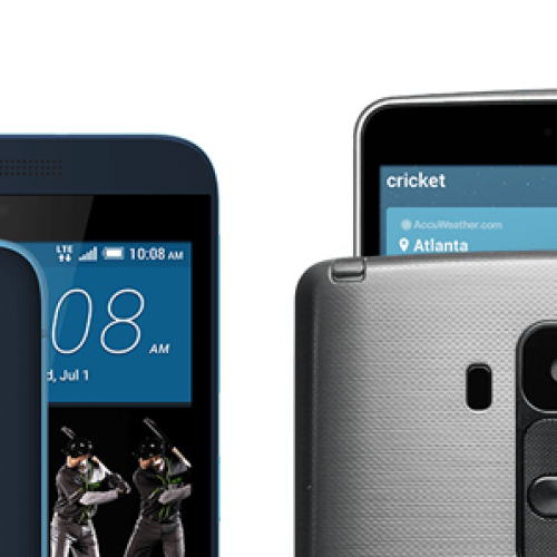 Cricket Wireless adds LG G Stylo, HTC Desire 626s
