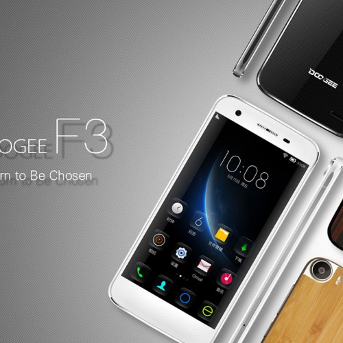 DOOGEE F3 Pro up for pre-order on GearBest