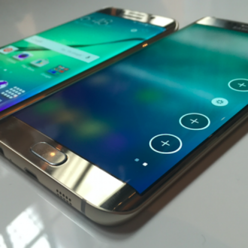Galaxy S6 and S6 Edge updates for new features are under way