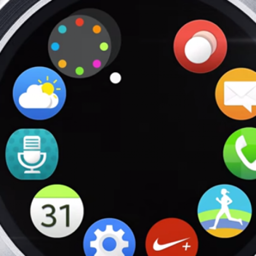 Samsung teaser video for Gear 2 may hint at rotating bezel