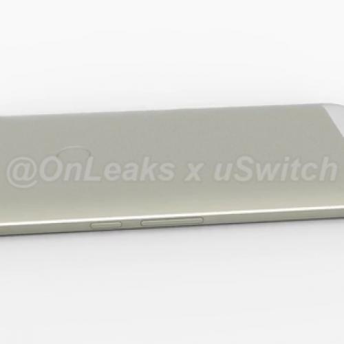 Get a good look at the Huawei Nexus via @OnLeaks renders
