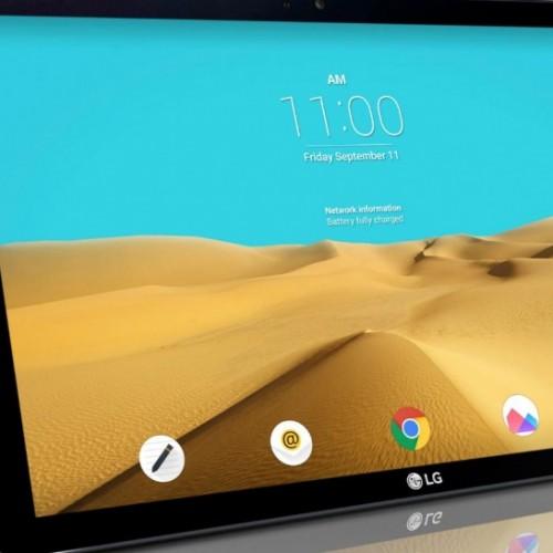 LG G Pad II 10.1 unveiled ahead of IFA