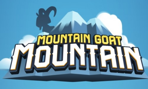 Mountain Goat Mountain: Simple, gorgeous, and plenty of replay value (App of the day)