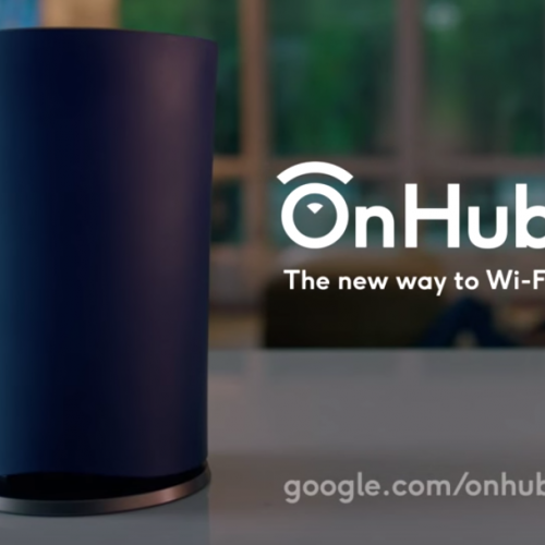 "Google launches new WiFi router by the name of ""OnHub"""