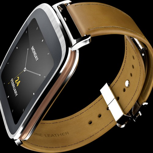Asus ZenWatch on sale for $130 at Best Buy