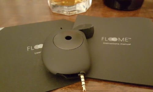 Don't drink and drive: use the Floome Breathalyzer(review)