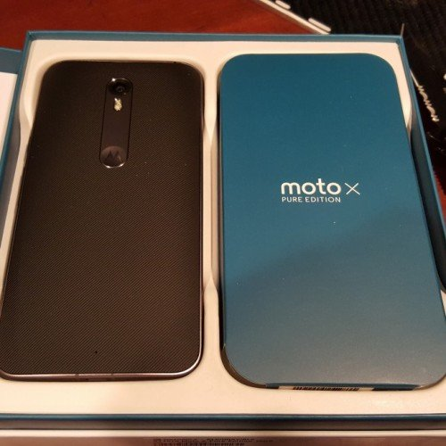 Moto X Pure Edition first takes: Upgraded all around