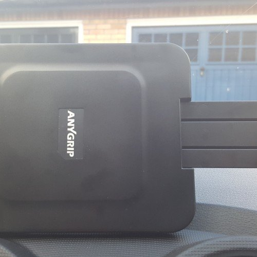 AnyGrip Universal Tablet Car Holder and Stand Review