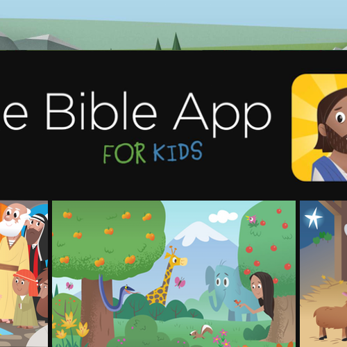 Perfect Bible for your child to explore, read, and interact with: Bible for Kids (App Review)