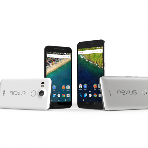 Leaks no more! Google officially unveils the LG Nexus 5X and Huawei Nexus 6P