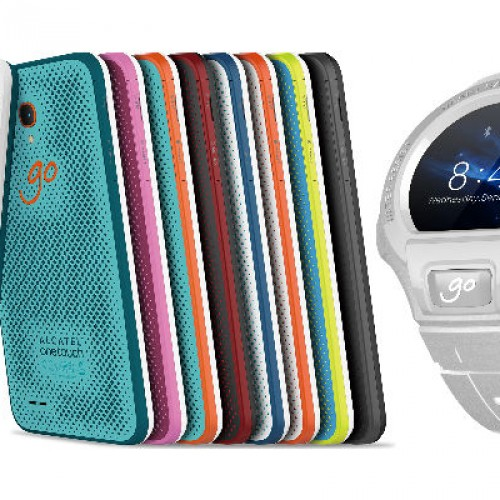 Alcatel OneTouch introduces two new devices to stay life proof