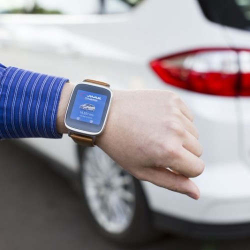 Ford releases Android Wear app for its electric and plug-in hybrid vehicles