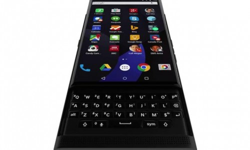 Here's the stock wallpaper for the BlackBerry 'Venice'