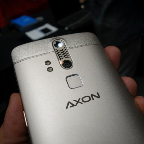 ZTE Axon Elite announced at IFA: Hands-on