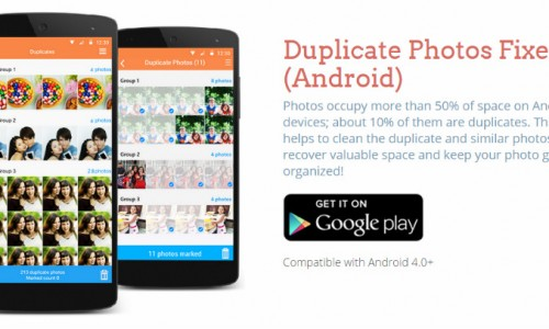 Keep your galleries clean with Duplicate Photos Fixer (App Review)